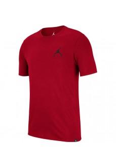 Camiseta Hombre Nike Jordan Jumpman Air Roja AH5296-687 | scorer.es
