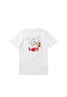 Nike Kids' T-Shirt Tee White CV2163-100