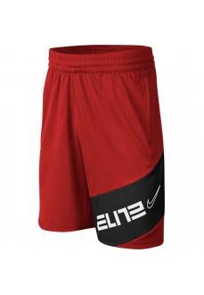 Pantalón Corto Niño Nike Elite GFX Rojo/Negro CJ8068-657