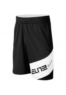 Pantalón Corto Niño/a Nike Elite GFX Negro/Blanco CJ8068-010