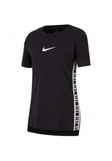 Camiseta Niña Nike Dptl Tricot Negro CT2788-010