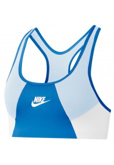 Nike Girl's Sports Bra Classic Veneer Blue CJ7555-402