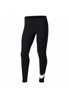 Nike Girl's Tights Sportswear Black AR4076-010