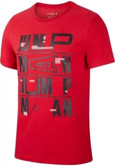 Camiseta Hombre Nike Jordan Dri-Fit Rojo CJ6302-687