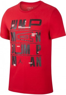 Nike Men's T-Shirt Jordan Dri-Fit Red CJ6302-687
