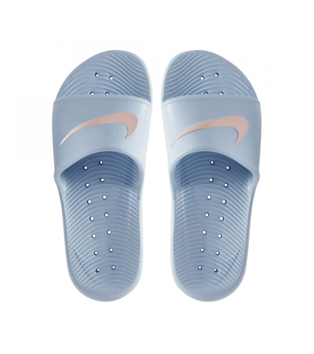 seguro Establecimiento dos semanas  Comprar Chancla Mujer Nike Kawa Shower Azul 832655-401