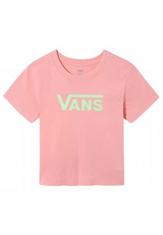 Camiseta Niña Vans Flying Rosa VN0A48FFP8A1 | scorer.es