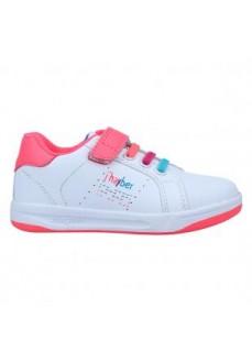 Zapatillas Niña J´Hayber Conate Blanco/Rosa ZJ460137-185