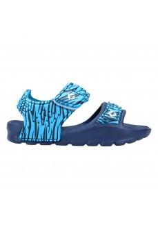 J´Hayber Kids' Flip Flops Bolina Navy Blue/Blue ZJ43783-37 | Kid's Sandals | scorer.es