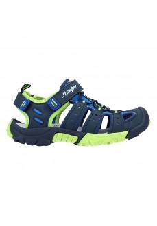 J´Hayber Kids' Flip Flops Oosina Navy Blue/Green ZJ53357-37