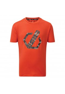 Camiseta Niño/a Regatta Rightful Tee Rojo DKT428-1WC