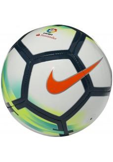 Balón de fútbol Nike Blanco/naranja