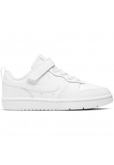 Nike Kids' Trainers Court BGoldugh Low 2 White BQ5451-100