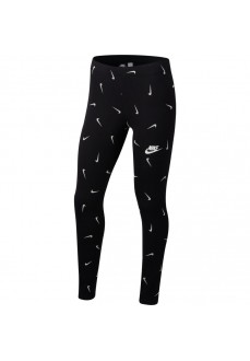 Legging Niña Nike Favorites Aop Negro CU8337-010 | scorer.es