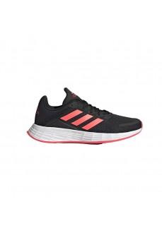 Zapatillas Niño/a Adidas Duramo Sl Negro/Fucsia FX7301