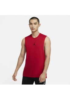 Camiseta Hombre Nike Jordan Air Roja/Negra CU1024-687