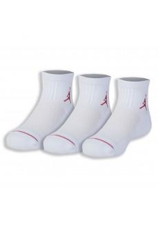 Nike Jordan Socks White RJ0009-001 | Socks for Kids | scorer.es