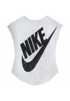 Camiseta Infantil Nike Jumbo Futura Tee 3UD907-001