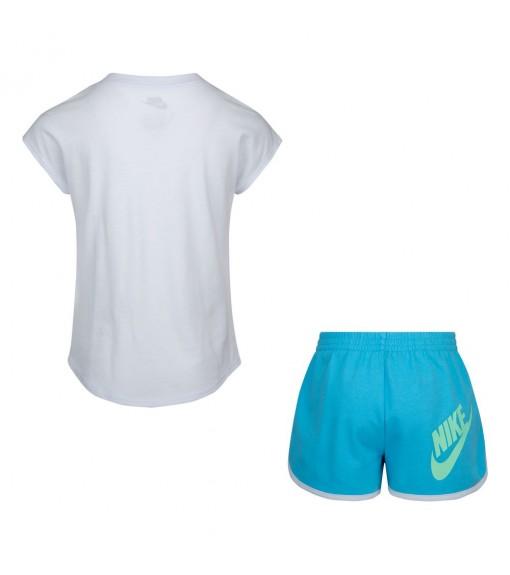 Conjunto Niño/a Nike Futura SS Tee Varios Colores 36E471-C7N | scorer.es