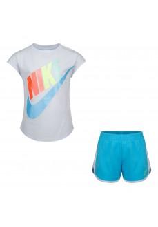 Conjunto Niño/a Nike Futura SS Tee Varios Colores 36E471-C7N