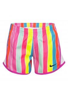 Pantalón Corto Infantil Nike Stripe Aop Tempo Varios Colores 36G371-A2B