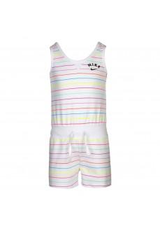 Mono Infantil Nike Strip Aop Romp Varios Colores 36G460-001