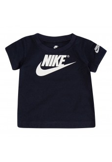Camiseta Infantil Nike Futura Is Mine SS Marino 86E765-695