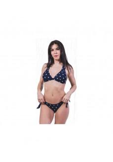 Totsol Women's Bikini Estrellas Navy Blue/White 81014 | Bikinis | scorer.es