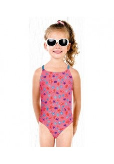 Totsol Girl's Swimsuit Est Peces Several Colors 83019