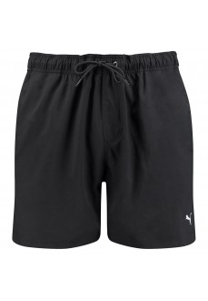 Puma Men's Swimsuit Length Swin Black