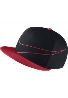 Gorra Nike negra/roja 851648-010