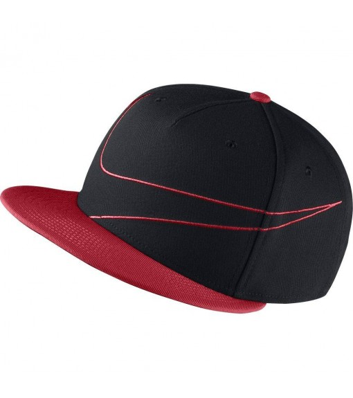 Gorra Nike negra/roja | scorer.es
