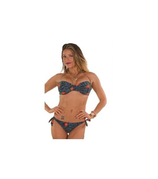 Totsol Women's Bikini Bandeau Paraiso Laces Multicolor 42726 | Bikinis | scorer.es
