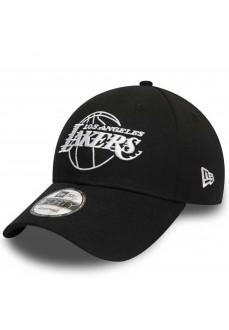 Gorra New Era NBA Essential Outline 940 Negra 12292584 | scorer.es
