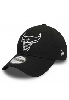 New Era Cap NBA Chicago Bulls Black 12292586