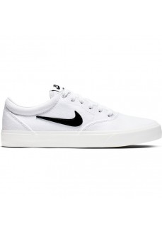 Nike Men's SB Charge Canvas White Trainers CD6279-101 | Men's Trainers | scorer.es