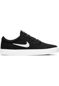 Nike Men's SB Charge Canvas Black/White Trainers CD6279-002 | Men's Trainers | scorer.es