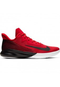 Nike Precision IV Red/Black Basketball Shoes CK1069-600
