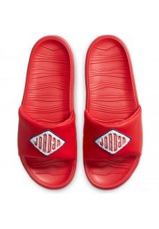 Chancla Hombre Nike Jordan Break Se Rojo CV4901-600