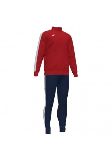 Joma Kids' Tracksuit Academy III Navy Blue/Red 101584.603 | Tracksuits for Kids | scorer.es