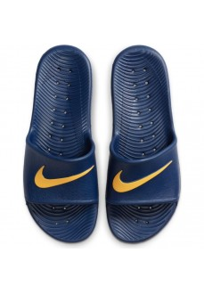 Chancla Nike Kawa Shower Marino/Naranja 832528-407