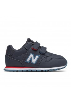 New Balance Kids' IV500 Navy Blue Trainers IV500 RNR