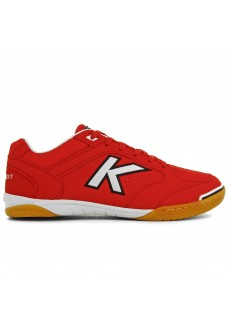 Kelme Men's Precision Red Trainers 55211-130