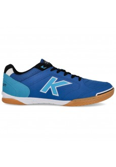 Kelme Men's Trainers Precision Blue 55211-900