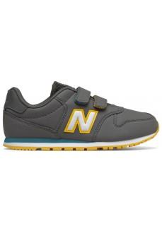 Zapatillas Niño/a New Balance YV500 Gris/Amarillo YV500 RGB | scorer.es