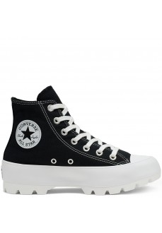 Zapatilla Mujer Converse Star Lugged High Top Negro/Blanco 565901C