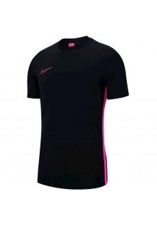 Camiseta Hombre Nike Dri Fit Academy Negro/Fucsia AJ9996-017