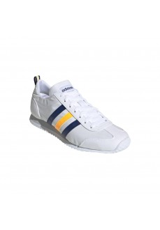 Adidas VS Jog White Trainers FX0093