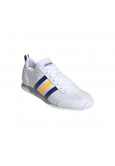 Adidas VS Jog White Trainers FX0093