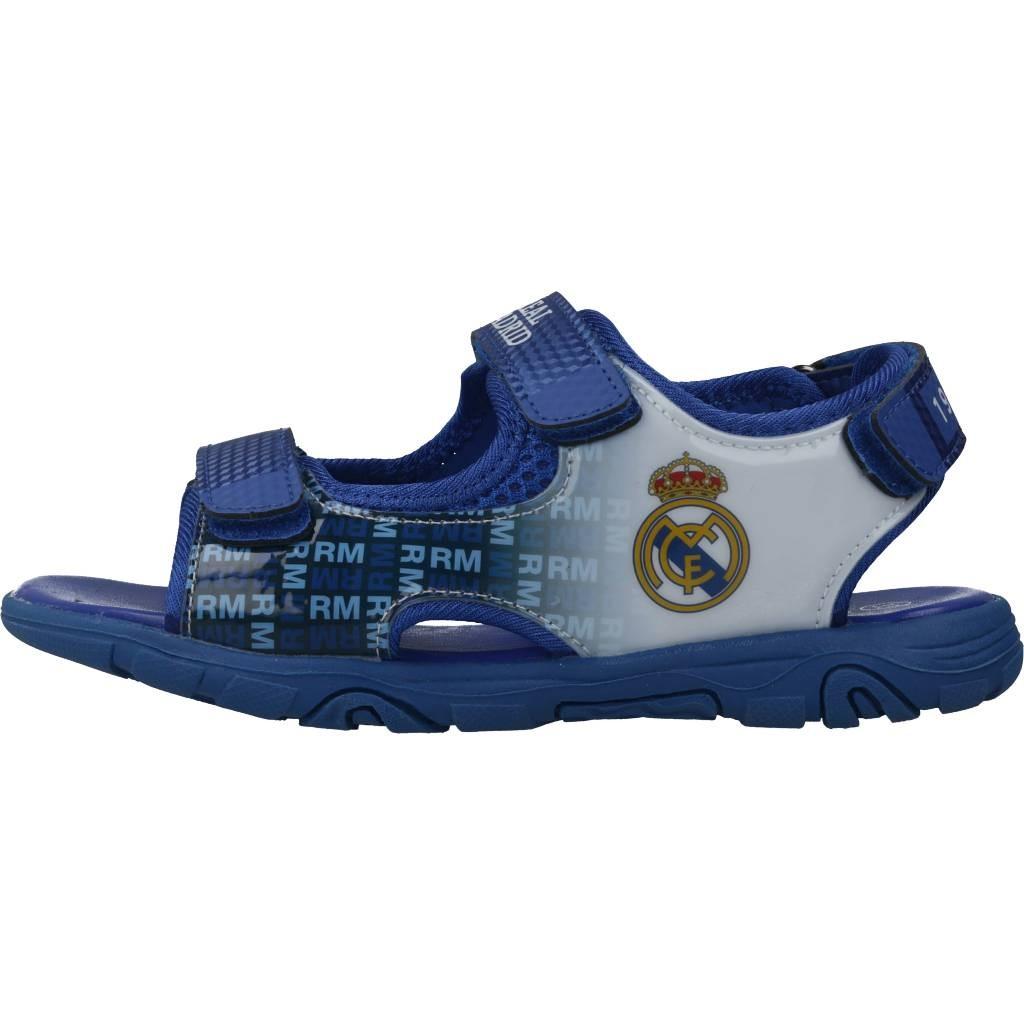 Categoría Emociónate Historiador  Comprar Chancla Hombre Real Madrid Azul/Blanco S23961H